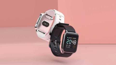 xiaomi haylou ls01 smart watch