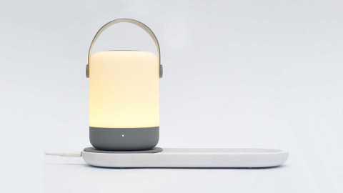Xiaomi ZHIJI Portable LED USB Night Light - Xiaomi ZHIJI Portable LED USB Night Light Wireless Charging Banggood Coupon Promo Code