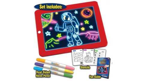 3D Magic Drawing LED Writing Tablet - 3D Magic Drawing LED Writing Tablet Banggood Coupon Promo Code