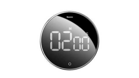 Baseus Magnetic Digital Alarm Clock - Xiaomi Baseus Magnetic Digital Alarm Clock Banggood Coupon Promo Code [Czech Warehouse]
