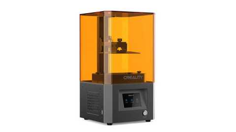 Creality 3D LD 002R - Creality 3D LD-002R LCD UV Resin 3D Printer Banggood Coupon Promo Code [Czech Warehouse]