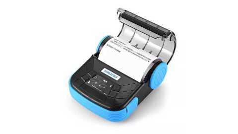 GOOJPRT MTP 3 - GOOJPRT MTP-3 Portable bluetooth Thermal Label Printer Banggood Coupon Promo Code