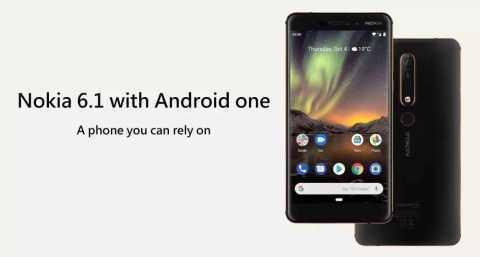 Nokia 6 1 - NOKIA 6.1 Banggood Coupon Promo Code [3+32GB] [Czech Warehouse]