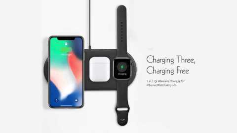 ojd – 48 3 in 1 fast qi wireless charger