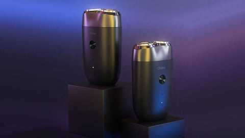 xiaomi olybo a1 double head electric shaver