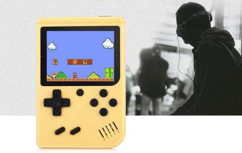 ragebee 500 in 1 handheld game console