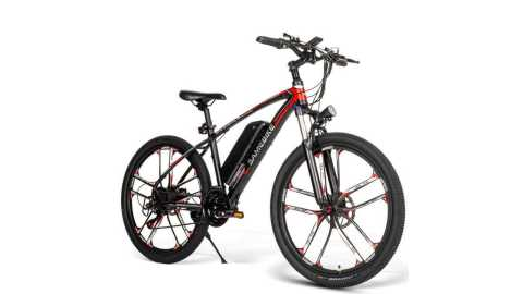 SAMEBIKE MY SM26 - SAMEBIKE MY-SM26 Electric Bike Banggood Coupon Promo Code [Czech Warehouse]