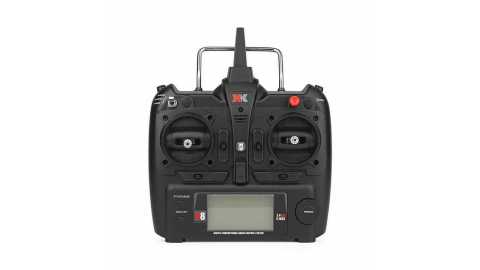 2.4ghz 6ch remote control transmitter for xk x450 rc airplane