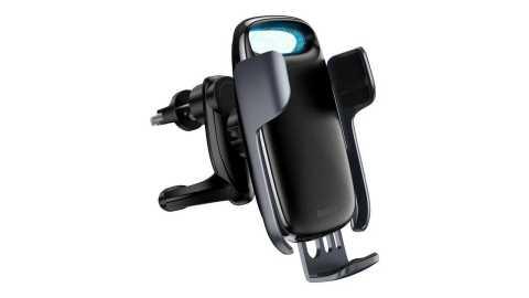 xiaomi baseus milky way electric bracket wireless charger 15w