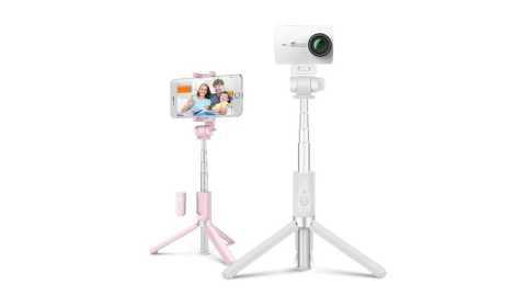 BlitzWolf BW BS3 Sports - BlitzWolf BW-BS3 3 in 1 Sports Bluetooth Tripod Selfie Stick Banggood Coupon Promo Code