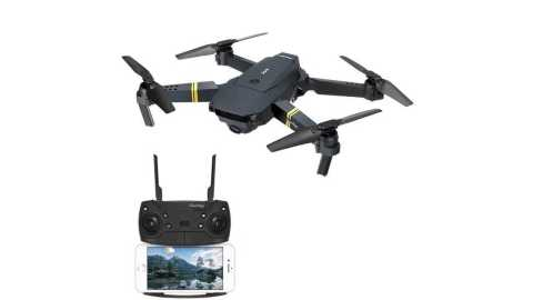 Eachine E58 - Eachine E58 WIFI FPV Drone Banggood Coupon Promo Code [USA Warehouse]