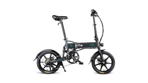 FIIDO D2S Shifting - FIIDO D2S Shifting Version Folding Electric Bike Geekbuying Coupon Coupon [Poland Warehouse]