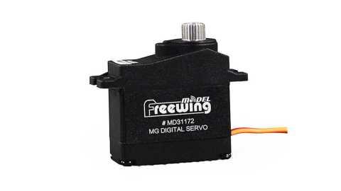 freewing metal gear digital servo