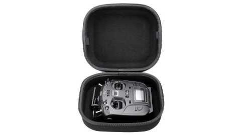 transmitter waterproof hard case for frsky x9d/futaba 14sg/radiolink at9s