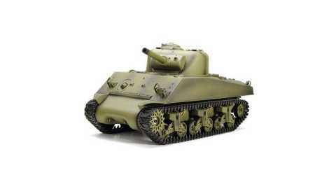 heng long 3898-1 1/16 us sherman m4a3 tank