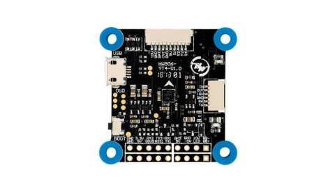hobbywing xrotor micro omnibus f4 g2 flight controller
