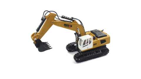 huina toys 1331 1/16 rc excavator