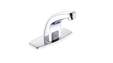 kcasa kc-tl2 automatic infrared sensor water tap sink faucet