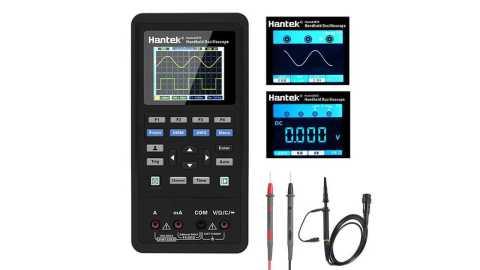 Oscilloscone Waveform Generator Multimeter - Hantek 3in1 Digital Oscilloscope+Waveform Generator+Multimeter Banggood Coupon Promo Code