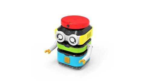 robospace tacobot diy steam rc robot