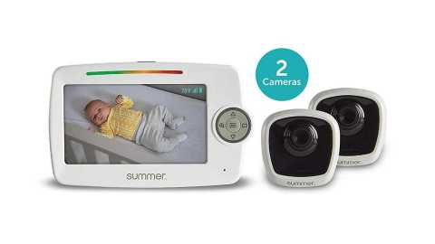 "Summer Lookout Duo - Summer Lookout Duo 5"" LCD Baby Monitor Amazon Coupon Promo Code"