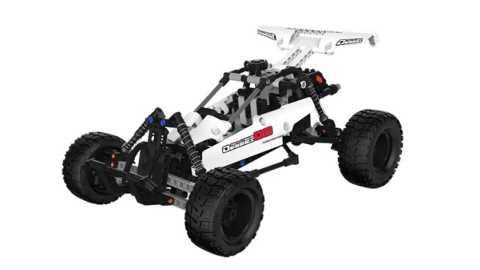 xiaomi desert racing car off-road vehicle blocks toys