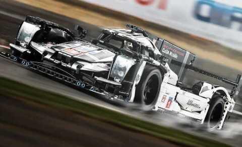 cada c61016 1586pcs rc block racing car