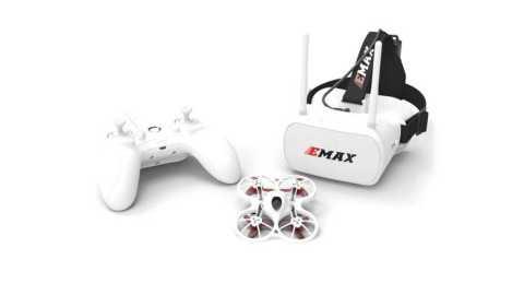 emax tinyhawk indoor fpv racing drone