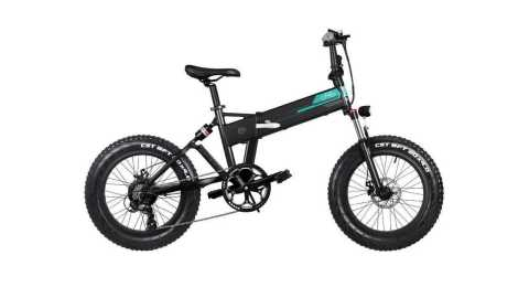 FIIDO M1 - FIIDO M1 Fat Tire E-BIKE Banggood Coupon Promo Code [Czech Warehouse]