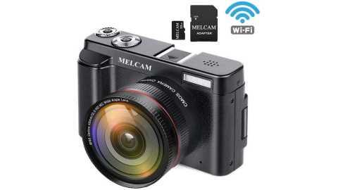 MELCAM Digital Video Camera Camcorder - MELCAM Digital Video Camera Camcorder Amazon Coupon Promo Code