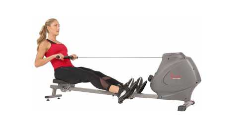 Sunny Health fitness SF RW5801 - Sunny Health & Fitness SF-RW5801 Folding Magnetic Rowing Machine Amazon Coupon Promo Code