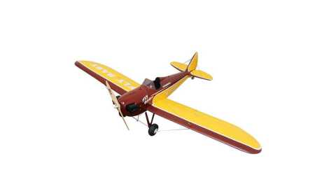 taft fly baby 1400mm wingspan rc airplane