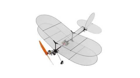 TY Model Black Flyer V2 - TY Model Black Flyer V2 Carbon Fiber Film RC Airplane Banggood Coupon Promo Code