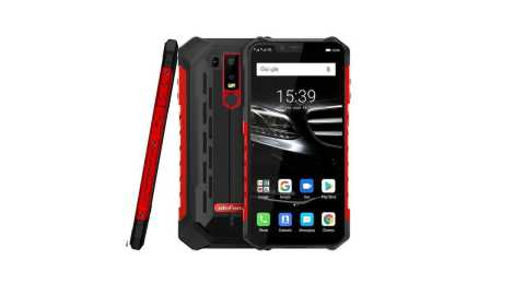 Ulefone ARMOR 6E - Ulefone ARMOR 6E Banggood Coupon Promo Code [4+64GB] [Spain Warehouse]