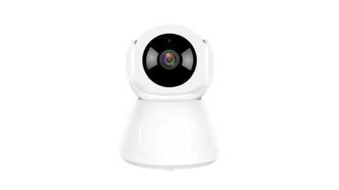 xiaovv q8 1080p 360° panoramic ip camera