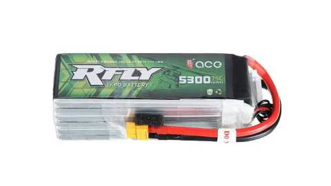 ACE RFLY - ACE RFLY 22.2V 5300mAh 75C 6S Lipo Battery Banggood Coupon Promo Code