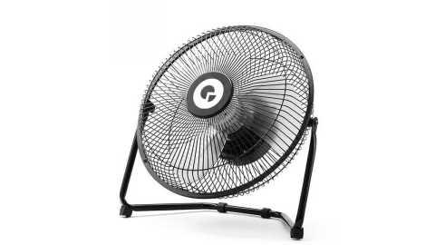 digoo df-101 10 inch rechargeable cool desk fan