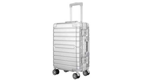IPRee 20inch Travel Suitcase - IPRee 20inch Travel Suitcase 36L Aluminum Alloy Banggood Coupon Promo Code