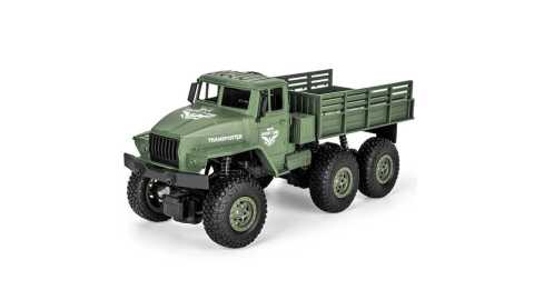 JJRC Q68 Q69 - JJRC Q68 Q69 1/18 4WD RC Military Truck Banggood Coupon Promo Code [USA Warehouse]