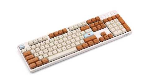 kbdfans mars keycaps pbt 121 keys