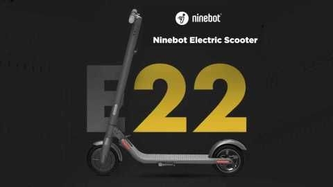 Ninebot E22 - Xiaomi Ninebot E22 Folding Electric Scooter Banggood Coupon Promo Code