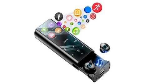 qcr q1 pro tws wireless bluetooth earphone