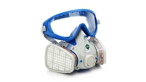 Silicone Full Face Respirator Gas Mask Goggles - Silicone Full Face Respirator Gas Mask Banggood Coupon Promo Code [Czech Warehouse]