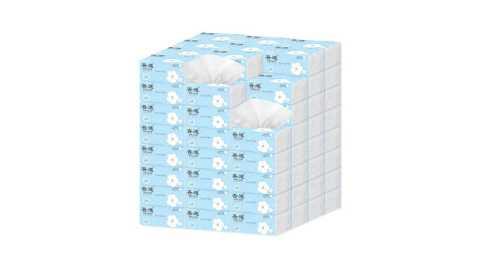 wudi natural wood facial tissue toilet paper