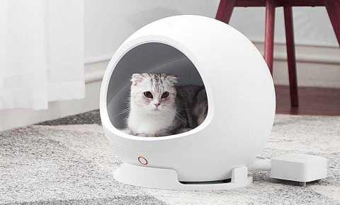 Xiaomi PETKIT Smart Pet House - Xiaomi PETKIT Smart Pet House Banggood Coupon Promo Code