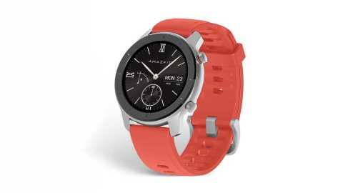 AMAZFIT GTR - AMAZFIT GTR Smart Watch Gearbest Coupon Promo Code [Red 42mm]