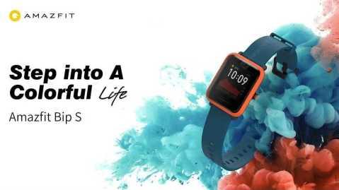 Amazfit Bip S - Amazfit Bip S Smart Watch Gearbest Coupon Promo Code