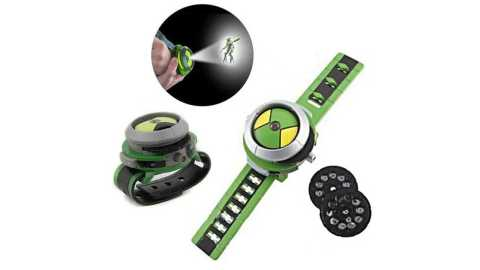 Ben 10 Projector Watch - Ben 10 Projector Watch Banggood Coupon Promo Code