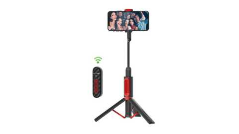 BlitzWolf BW BS10 Pro - BlitzWolf BW-BS10 Pro All-in-one Selfie Stick Banggood Coupon Promo Code [USA Warehouse]