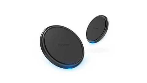 BlitzWolf BW FWC5 - BlitzWolf BW-FWC5 10W Fast Wireless Charger Banggood Coupon Promo Code